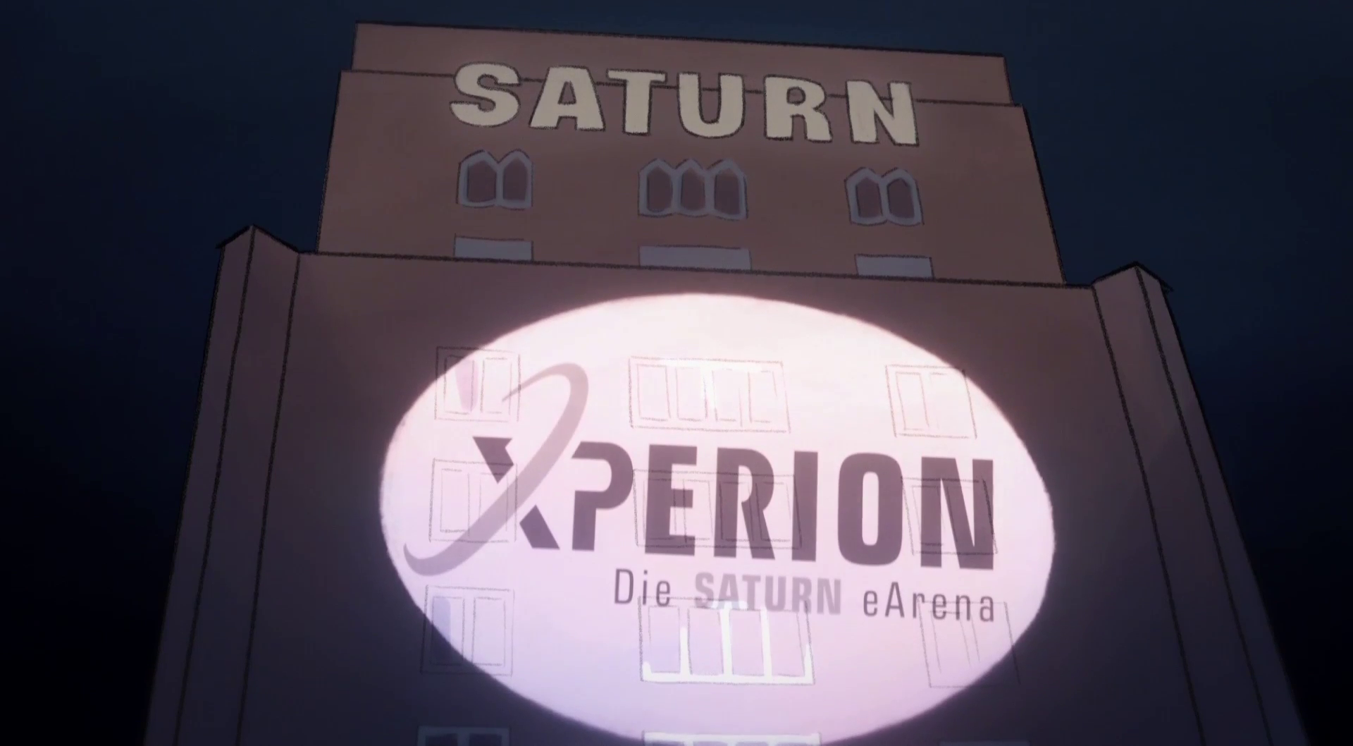 Saturn Xperion
